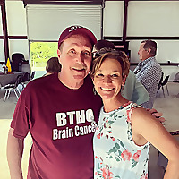 Dad's Fight to Beat Brain Cancer