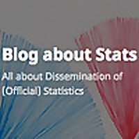 Blog about Stats All about Dissemination of (Official) Statistics