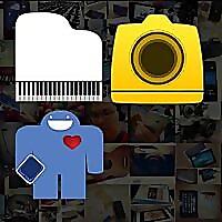 Music Photo Life - Camera