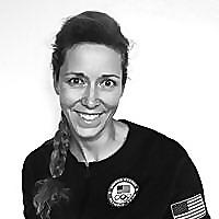 Megan Kalmoe Rower