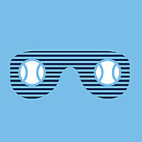 Rays Colored Glasses | A Tampa Bay Rays Fan Site
