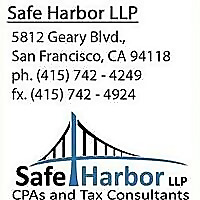 Top San Francisco CPA Firm - Expert Tax Accountants and Tax Service - Safe Harbor LLP