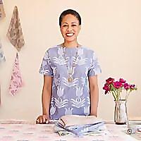 Jen Hewett - printmaker, surface designer, textile artist