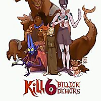 Kill Six Billion Demons - Comics