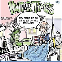 Humor Times | Political Cartoons