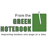 From the Green Notebook | My thoughts on war, warfare, and leadership