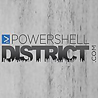 PowerShell District