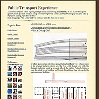 Public Transport Experience
