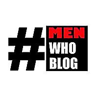 #MenWhoBlog