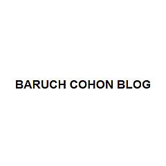 Baruch Cohon Blog