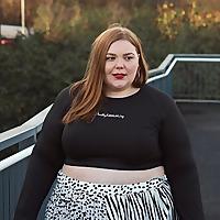 Pretty Big Butterflies | Plus Size Fashion Blog