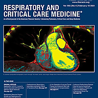 The American Journal of Respiratory and Critical Care Medicine | American Thoracic Society (ATS)