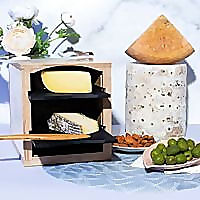 Cheese Grotto - Journal