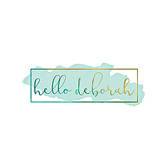Hello Deborah - UK Lifestyle Blog