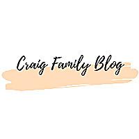 Craig Family Blog