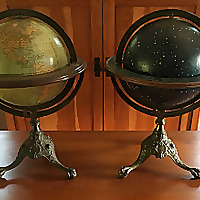 Collecting Antique and Vintage Globes