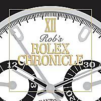 Rob's Rolex Chronicle