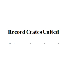 Record Crates United | Alternative Music