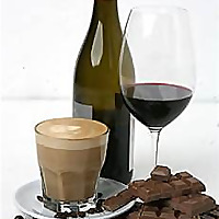 Single Mom Thank Goodness for Coffee and Wine