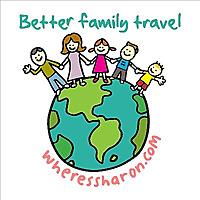Where's Sharon? - Family Travel Blog