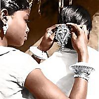 Vintage Indian Clothing