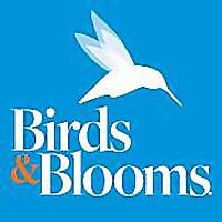 Birds and Blooms - Flower Gardening