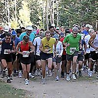 Big Tesuque Trail Run
