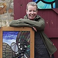 Helen Grierson | Fused & Leaded Glass Works