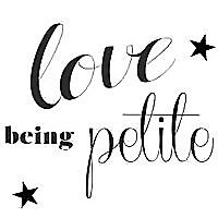 LOVE BEING PETITE