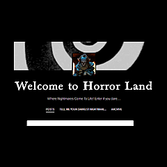 Welcome to Horror Land