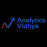 Analytics Vidhya | Data Science, Analytics and Big Data Discussions