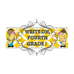 Write On, Fourth Grade!