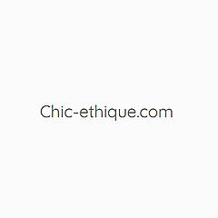 Chic Éthique   Fashion