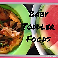 Baby Toddler Foods