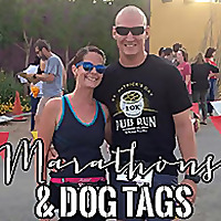 Marathons and Dog Tags