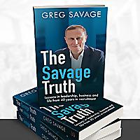 Greg Savage | The Savage Truth