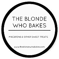 The Blonde who Bakes