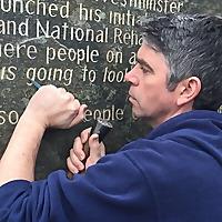 Graeme Mitcheson Stone Sculptor