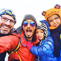 2 Travel Dads - LGBT family travel - giving the kids a broad world view