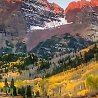 Colorado Rocky Mountain Bonsai Suiseki