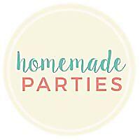 HOMEMADE PARTIES - Kiddie Birthday Parties