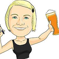 The Brewmistress by Lucy Corne