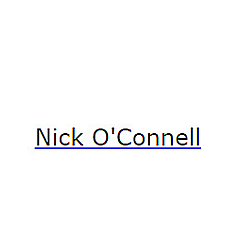 Nick O'Connell