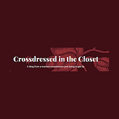Crossdressed in the Closet