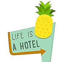 Life is a hotel - Hotel blog