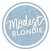 Modest Blondie | A Modest Fashion Blog