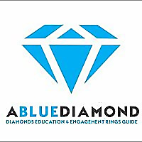 A Blue Diamond