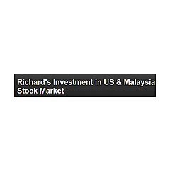 Richard's Investment in US & Malaysia Stock Market