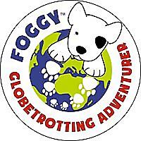M.E Foggy Dog - Adventurer and Globetrotter!