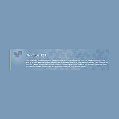Tinnitus 123